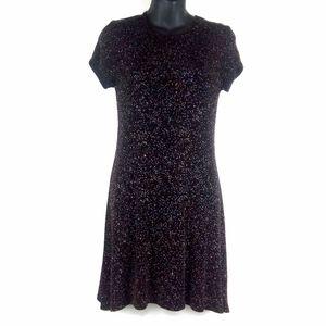 All That Jazz Chorus Line Company Glitter Dress M